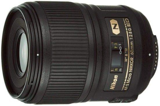 NIKON AF-S - best macro lens for Nikon