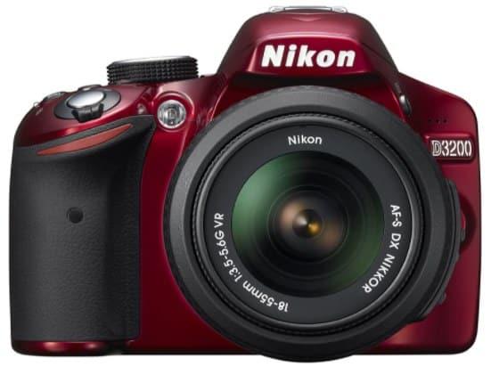 NIKON D3200 - best camera for macro photography