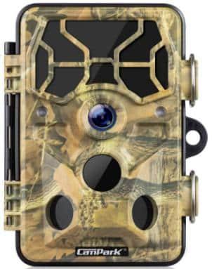 CAMPARK T80 - best cellular trail camera