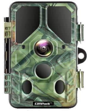CAMPARK T85 - best cellular trail camera
