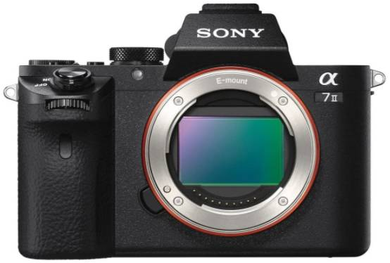 SONY ALPHA - best camera for night photography