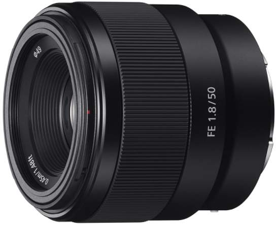 SONY - FE 50MM - best lens for Sony a6000