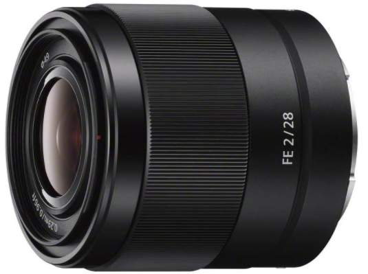 SONY FE 28MM - best lens for Sony a6000