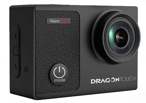 DRAGON TOUCH 4K - best camera for snorkeling