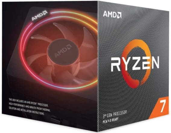 AMD RYZEN 7 3700X -BEST PROCESSOR FOR VIDEO EDITING