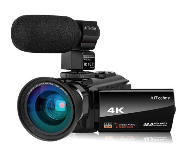 AITECHNY VIDEO - BEST LOW LIGHT CAMCORDER