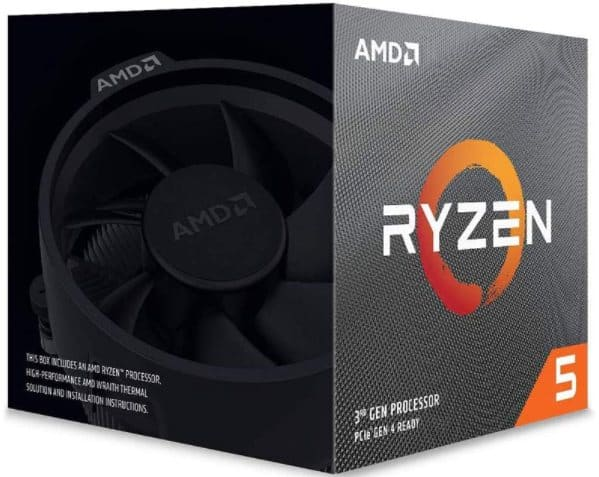 AMD RYZEN 5 3600X -BEST PROCESSOR FOR VIDEO EDITING