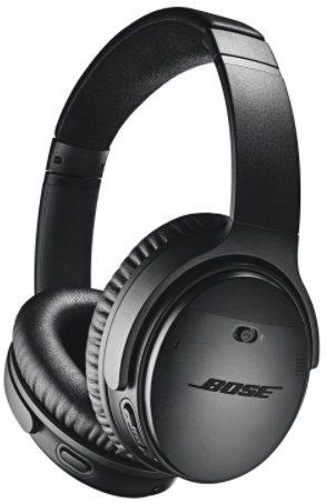 BOSE QUIETCOMFORT 35 - best headphones for video editing