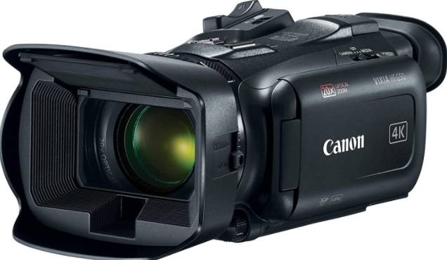 CANON VIXIA - BEST LOW LIGHT CAMCORDER