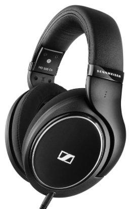 SENNHEISER HD 598 - best headphones for video editing