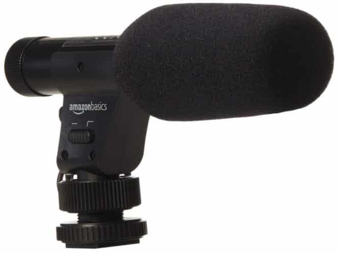 AMAZONBASICS-best 3.5mm microphone