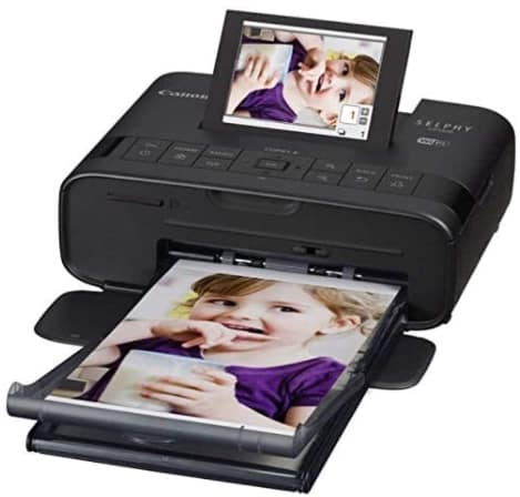 CANON SELPHY  -best 4x6 photo printer