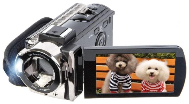 KICTECK - best budget video camera