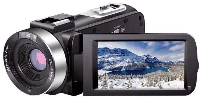 LINNSE - best budget video camera