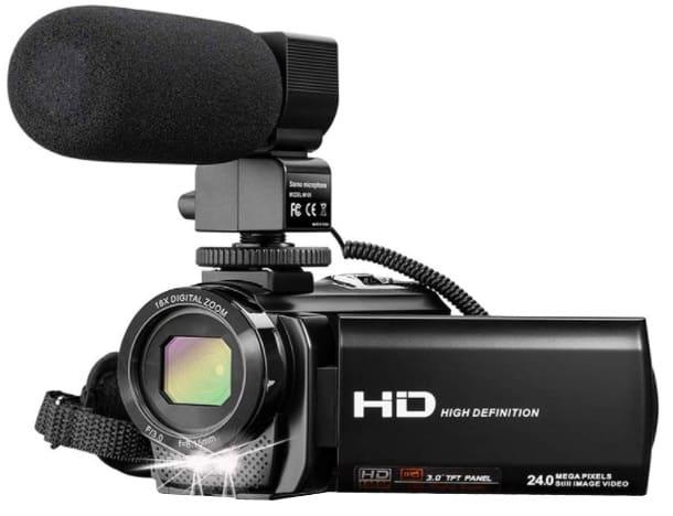 VideoSky-best budget video camera