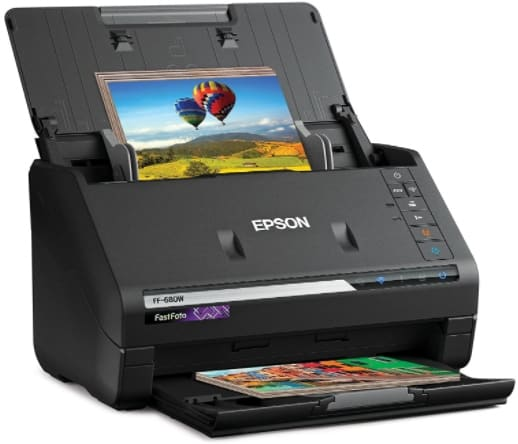 EPSON FASTFOTO FF-680W-best 4x6 photo printer