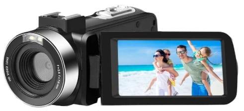 Comkes-best budget video camera