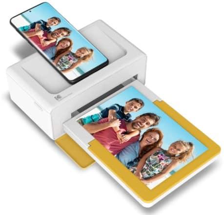 KODAK DOCK - best 4x6 photo printer