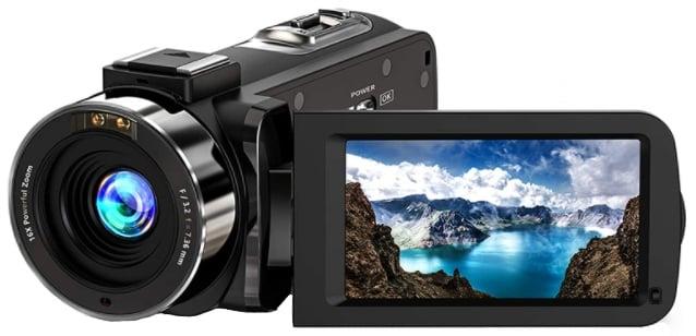 Alsuoda - best budget video camera