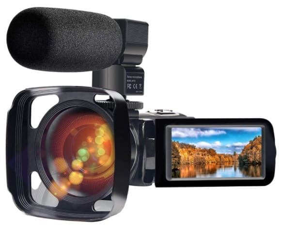 FamBrow - best budget video camera