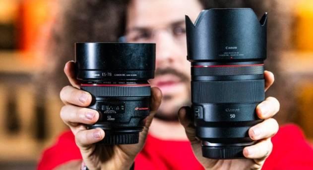 best canon lens for video