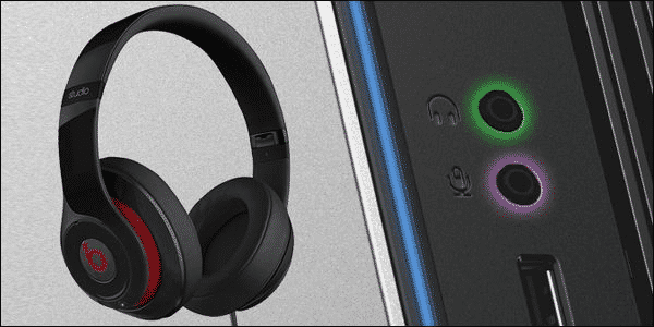 how to use single jack headset on PC without splitter