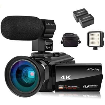 AITECHNY - best night vision camcorder