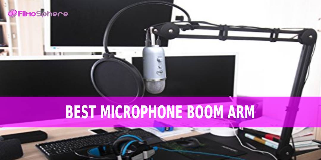 BEST MICROPHONE BOOM ARM