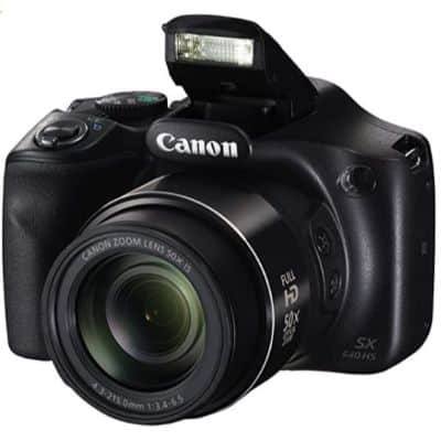 CANON POWERSHOT SX540 - BEST POINT AND SHOOT CAMERA UNDER 500