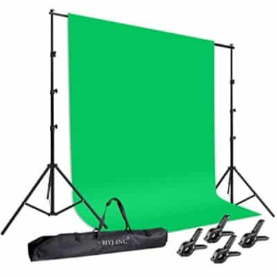 HYJ-INC - BEST GREEN SCREEN