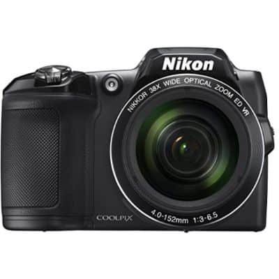 NIKON COOLPIX L840 - BEST POINT AND SHOOT CAMERA UNDER 500
