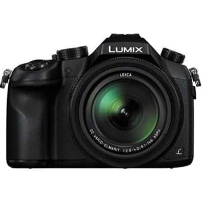 PANASONIC LUMIX - BEST POINT AND SHOOT CAMERA UNDER 500
