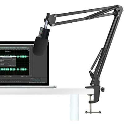 RAZER SEIREN X - best microphone boom arm