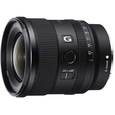 SONY FE F1.8G - BEST TRAVEL LENS FOR SONY A6000