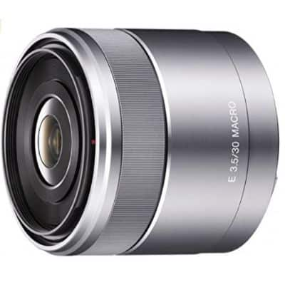 SONY SEL30M35 - BEST TRAVEL LENS FOR SONY A6000