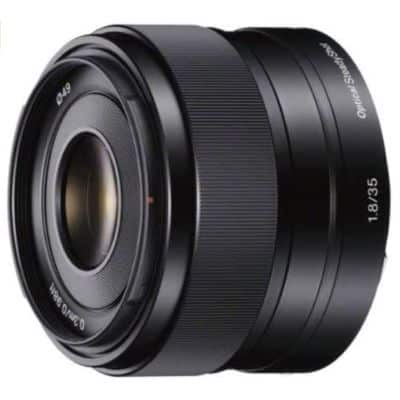 SONY SEL35F18 - BEST TRAVEL LENS FOR SONY A6000
