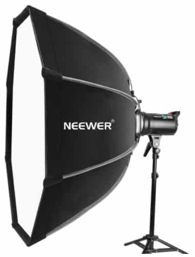 Neewer - best softbox for speedlight