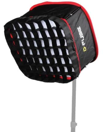 Kamerar D-Fuse - best softbox for speedlight