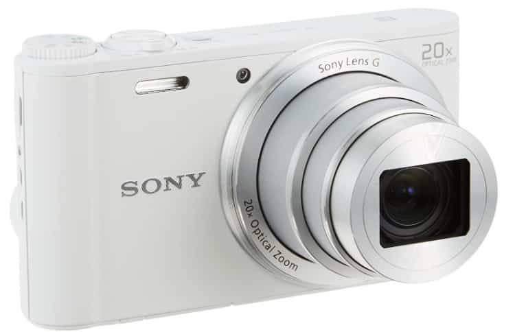 SONY DSCWX350 - BEST POINT AND SHOOT CAMERA UNDER 500