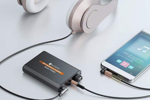 AMPLIFIER AND DAC