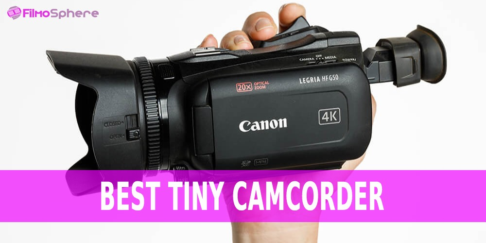 best tiny camcorder