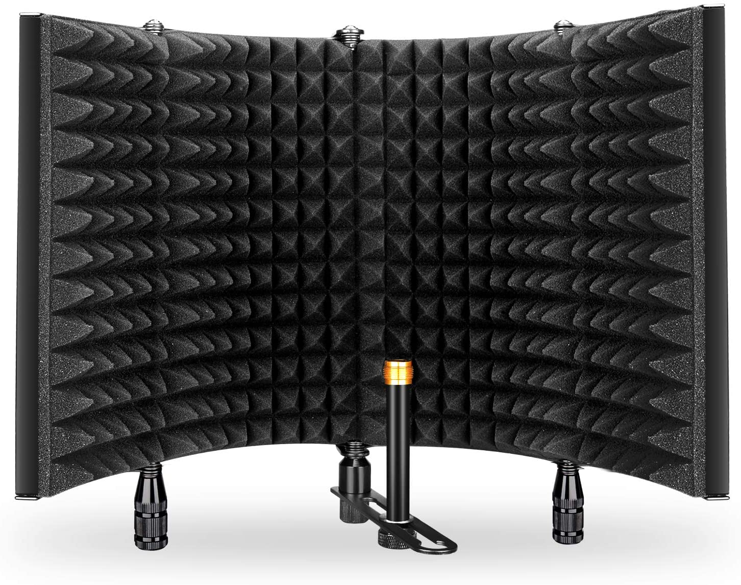 AOKEO - best microphone isolation shield