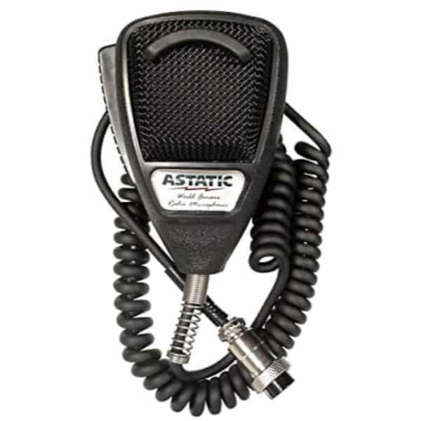 ASTATIC - BEST CB MICROPHONE