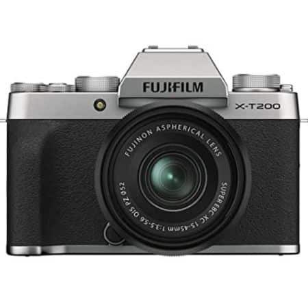 FUJIFILM X-T200 - BEST CAMERAS FOR SHORT FILMS