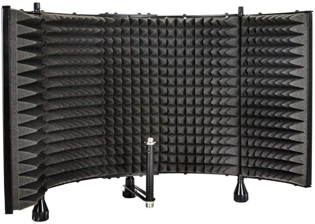 Monoprice - best microphone isolation shield