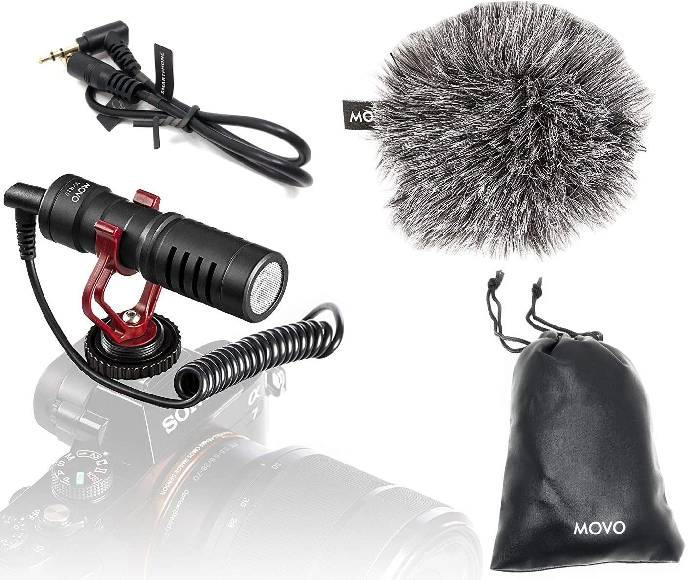 Movo - best microphone for film