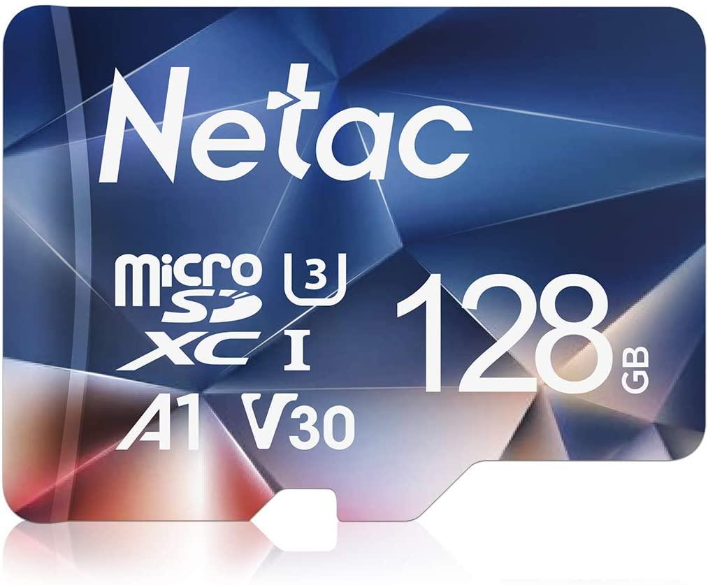 Netac - best ds card for Mavic 2 Pro