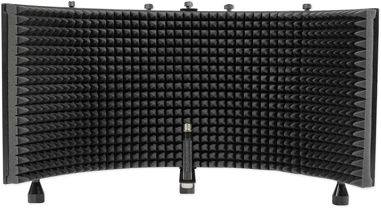 Rockville - best microphone isolation shield