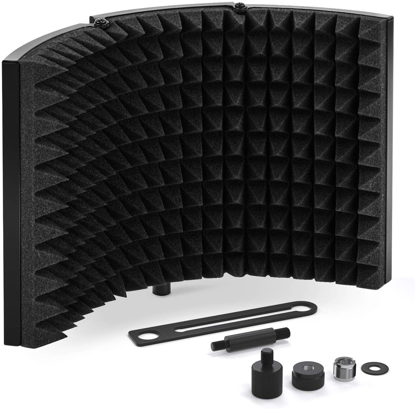 Tonor - best microphone isolation shield
