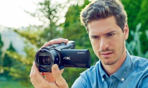 Best 4K Camcorder Under 500